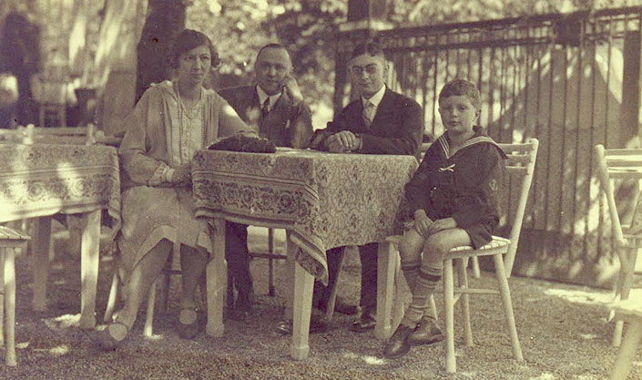 Familie Leffmanns