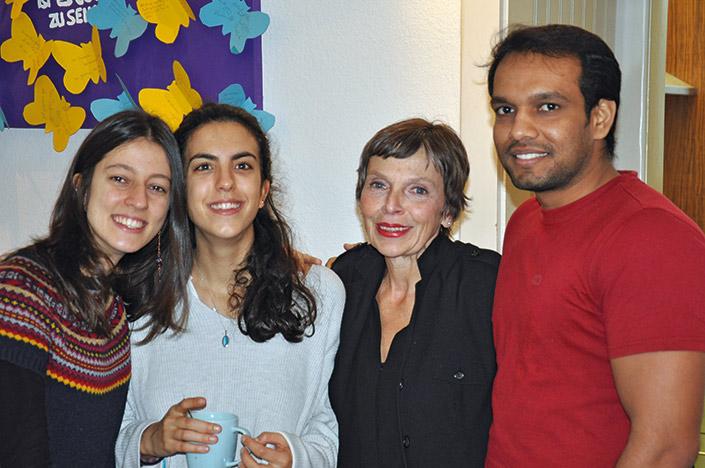 FrauencafeMariaStudenten